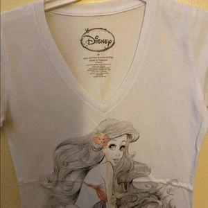 Little mermaid shirt